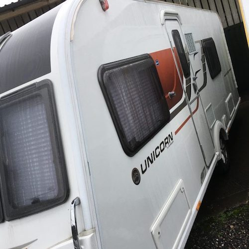 Approved Mobile Workshop - Caravan Servicing